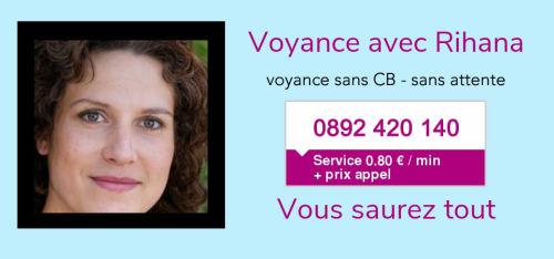 voyante Rihana à Cannes