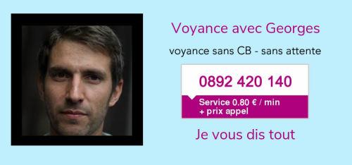 Georges voyance